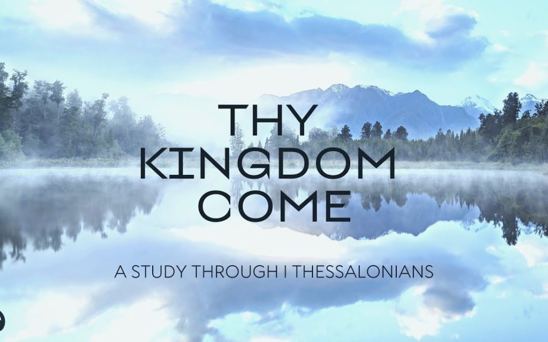 Thy Kingdom Come: Our Inspiration